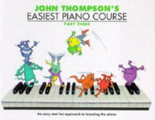 Image for John Thompson's Easiest Piano Course : Part 3 - Revised Edition