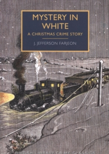 Image for Mystery in white  : a Christmas crime story