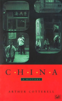 Image for China  : a history