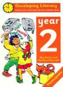 Image for Developing literacy: Year 2