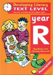 Image for Developing literacy: Text level Year R