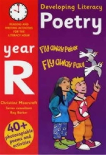 Image for Developing literacy  : poetry: Year R