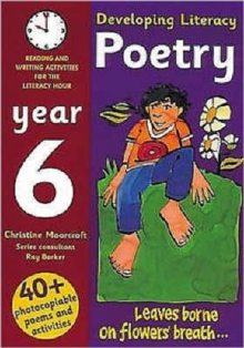 Image for Developing literacy  : poetry: Year 6