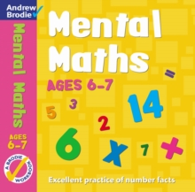 Image for Mental maths for ages 6-7