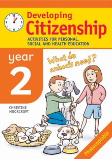 Image for Developing citizenship: Year 2