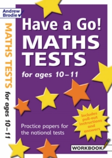 Image for Have a Go Maths Tests for Ages 10-11