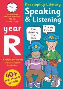 Image for Speaking and listening: Year R