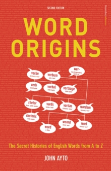 Image for Word origins  : the hidden histories of English words from A to Z