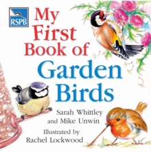 My first book of garden birds - Unwin, Mike