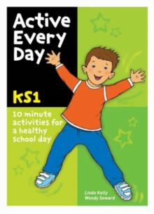 Image for Active every day Key Stage 1