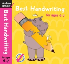 Image for Best Handwriting for Ages 6-7