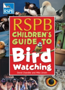 RSPB children's guide to birdwatching - Chandler, David