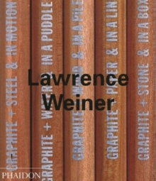 Image for Lawrence Weiner