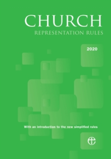 Image for Church representation rules 2020  : with an introduction to the new simplified rules