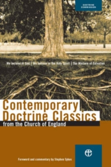 Image for Contemporary Doctrine Classics : from the Church of England