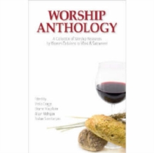 Image for Worship anthology  : a collection of worship resources by women ordained to word & sacrament