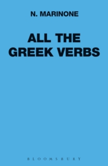 Image for All the Greek Verbs