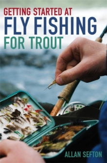 Image for Getting started at fly fishing for trout