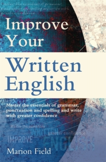 Image for Improve your written English