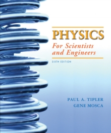Image for PHYSICS FOR SCIENTISTS AND ENGINEERS WIT