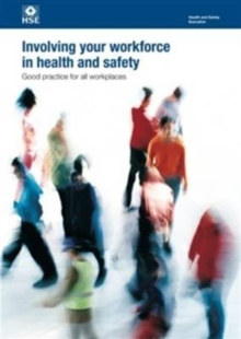 Image for Involving your workforce in health and safety