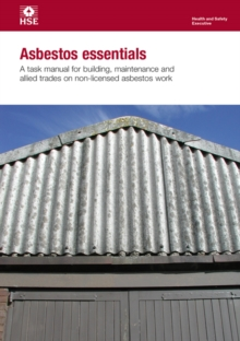Image for Asbestos essentials : a task manual for building, maintenance and allied trades of non-licensed asbestos work