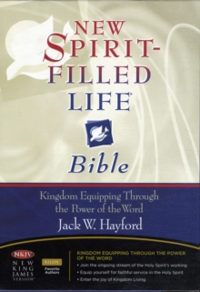 Image for New Spirit Filled Life Bible : Kingdom Equipping Through the Power of the Word