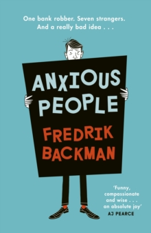 Image for Anxious people