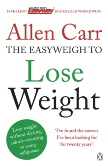 Image for Allen Carr's easyweigh to lose weight