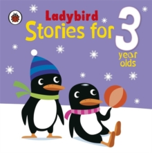 Image for Ladybird stories for 3 year olds