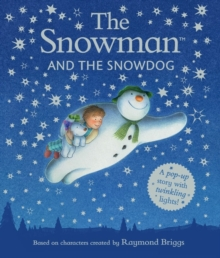 Image for The snowman and the snowdog pop-up picture book