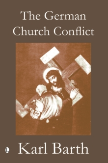Image for The German Church Conflict