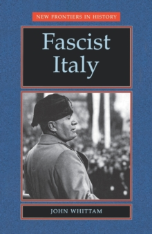 Image for Fascist Italy