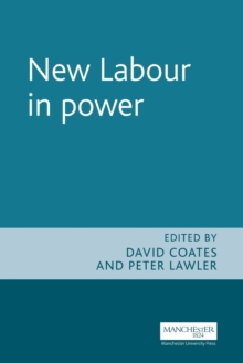 Image for New Labour in power