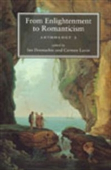 Image for From Enlightenment to Romanticism: Anthology 1