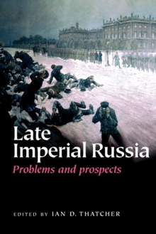 Image for Late imperial Russia  : problems and prospects