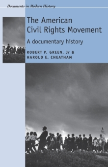 Image for The American civil rights movement  : a documentary history
