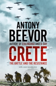 Image for Crete  : the battle and the resistance