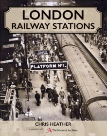 Image for London railway stations