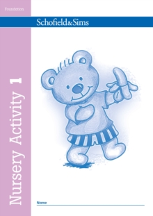 Image for Nursery Activity Book 1