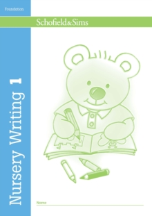 Image for Nursery Writing Book 1