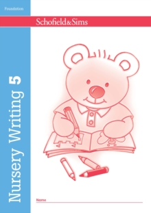 Image for Nursery Writing Book 5