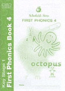 Image for First Phonics Book 4