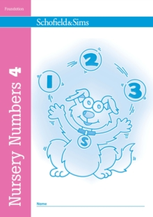 Image for Nursery Numbers Book 4