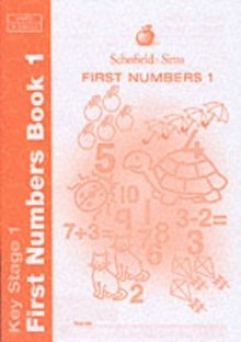 Image for First Numbers Book 1
