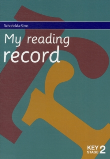 Image for My Reading Record for Key Stage 2