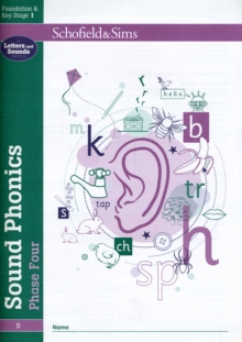 Image for Sound Phonics Phase Four: EYFS/KS1, Ages 4-6