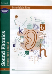 Image for Sound Phonics Phase Five Book 2: KS1, Ages 5-7