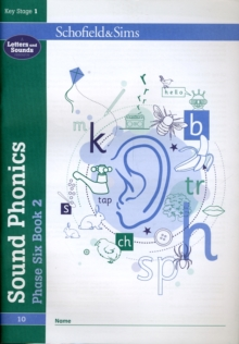 Image for Sound Phonics Phase Six Book 2: KS1, Ages 5-7