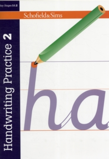 Image for Handwriting Practice Book 2: KS2, Ages 7-11